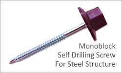 onduvilla monoblok self drilling