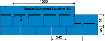 bardoline standard drawing